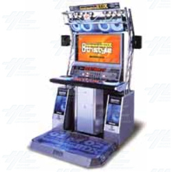 Beatmania II DX 8th Style Arcade Machine