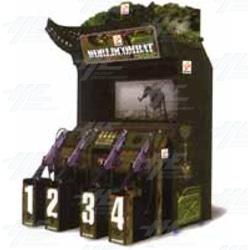 World Combat SD Arcade Machine