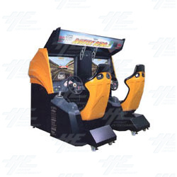 Battle Gear 3 Twin Arcade Machine