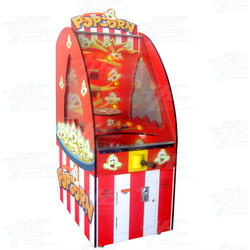 Popcorn Ticket Redemption Machine