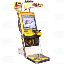 Crazy Taxi High Roller Naomi Upright Arcade Machine