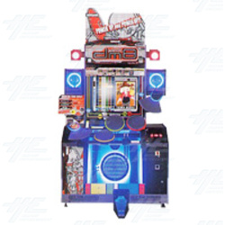 Drum Mania 8th Mix Arcade Machine