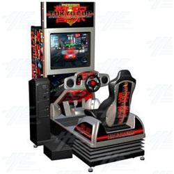 Tokyo Cop DX Arcade Machine