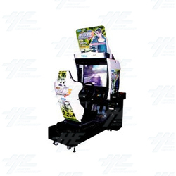 Initial D3 Arcade Driving Machine