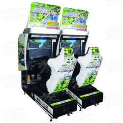 Initial D3 Twin Arcade Driving Machine