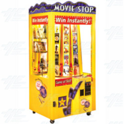 Movie Stop Prize Machine