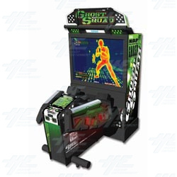 Ghost Squad DX Arcade Machine
