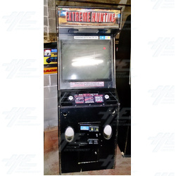 Extreme Hunting SD Arcade Machine