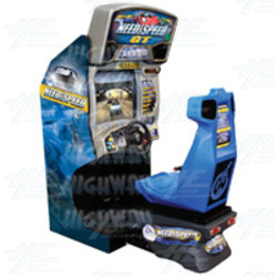 Need for Speed GT Driving Arcade Machine