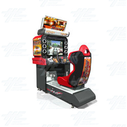 Wangan Midnight Maximum Tune 2 SD Arcade Machine