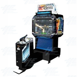 Cobra: The Arcade SD Arcade Machine