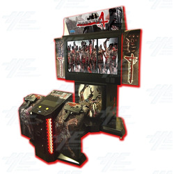 "House of the Dead 4 52"" DX Arcade Machine"