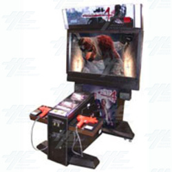 House Of The Dead 4 Sdx Arcade Machine Shooting Games Arcade