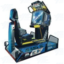 After Burner Climax DX Twin Arcade Machine