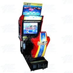 Outrun 2 Arcade Driving Machine