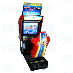 Outrun 2 SP Arcade Driving Machine