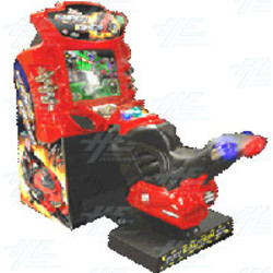 Super Bikes Arcade Riding Machine