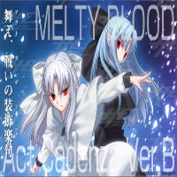 Melty Blood Act Cadenza Software (GD-ROM Only)