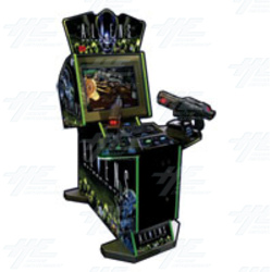Aliens Extermination SD Arcade Machine
