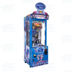 American Idol Super Star Redemption Machine