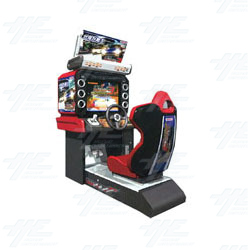 Wangan Midnight Maximum Tune 3 SD Arcade Driving Machine