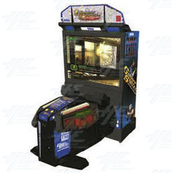 Ghost Squad Evolution Arcade Machine