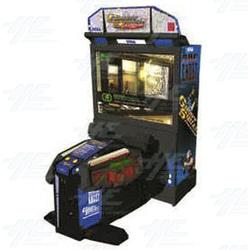Ghost Squad Evolution DX Arcade Machine