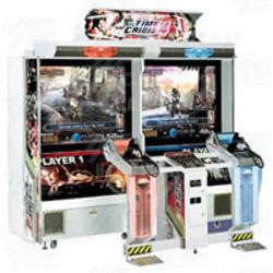 Time Crisis 4 DX Twin Arcade Machine