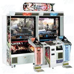 Time Crisis 4 DX Arcade Machine