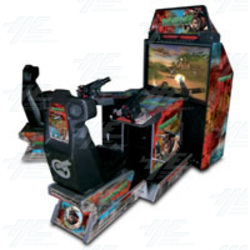 Paradise Lost DX Arcade Machine