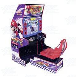 Mario Kart 2 Arcade Machine