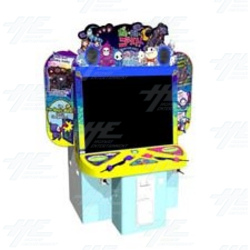 Pokasuka Ghost (Manic Panic Ghosts) Arcade Machine