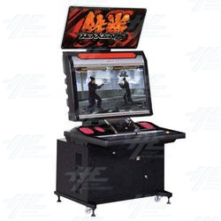 Tekken 6 : Bloodline Rebellion (Noir Cabinet)