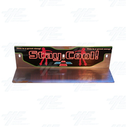 Stay Cool DDR Metal Header