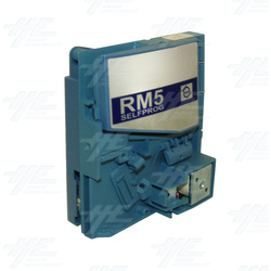 RM5 Evolution - RM5G00 - Electronic Coin Validator - HK