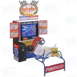 Kart Duel SD Arcade Machine