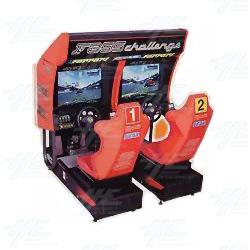 Ferrari F355 Challenge Twin Arcade Machine