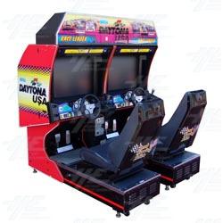 Daytona USA Twin Arcade Driving Machine