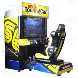 Sega Touring Car Championship DX Arcade Machine