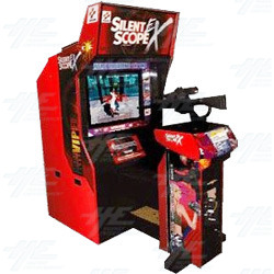 Silent Scope EX Arcade Machine