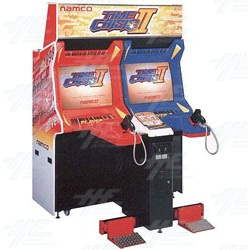 Time Crisis 2 Twin SD Arcade Machine