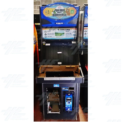 EA Sports PGA Tour Golf Challenge Arcade Machine