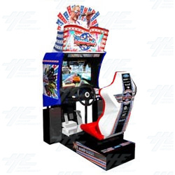 Sega Race TV SD Arcade Machine