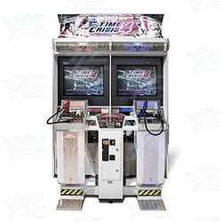 Time Crisis 4 SD Arcade Machine