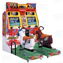 Final Furlong 2 Twin Arcade Machine