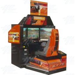 Sega Strike Fighter DX Arcade Machine