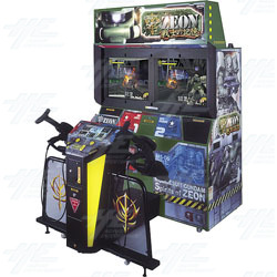 Mobile Suit Gundam Spirits of Zeon Arcade Machine