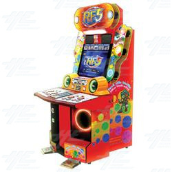 Rock Fever 5 Arcade Machine