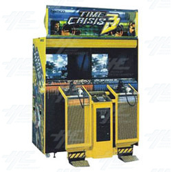 Time Crisis 3 SD Arcade Machine