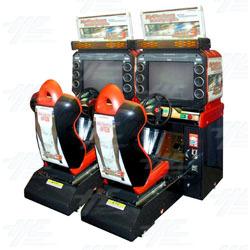 Wangan Midnight Maximum Tune 3 Twin Arcade Machine